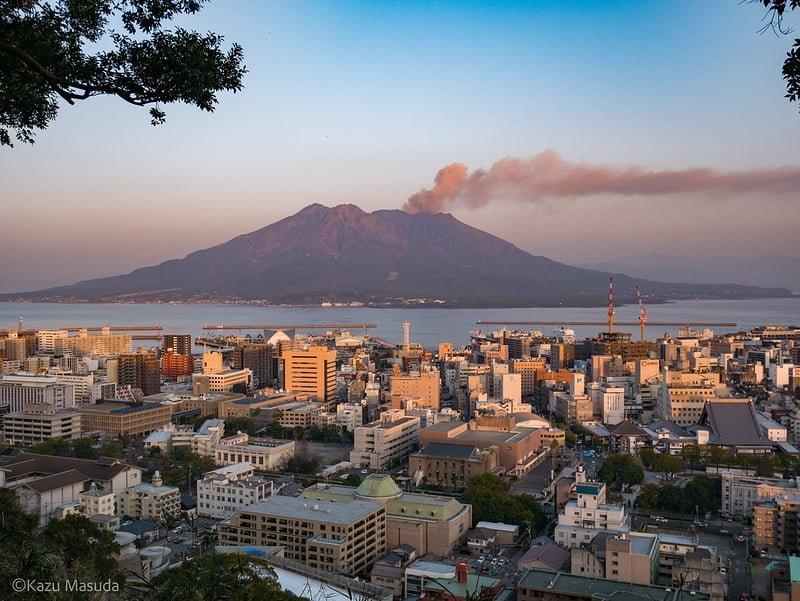 Sakurajima, Kagoshima Prefecture