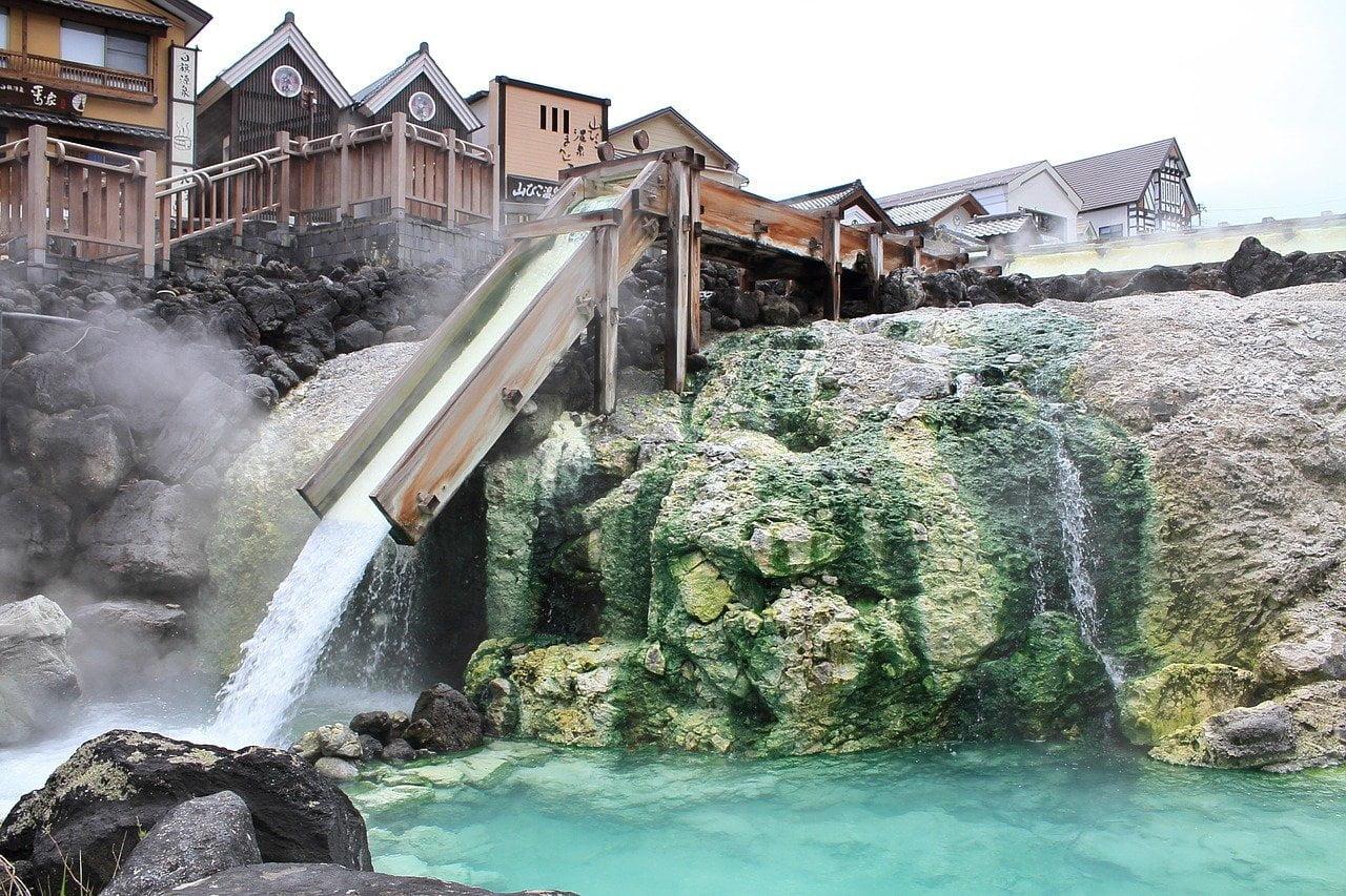 Kusatsu Onsen, Gunma Prefecture