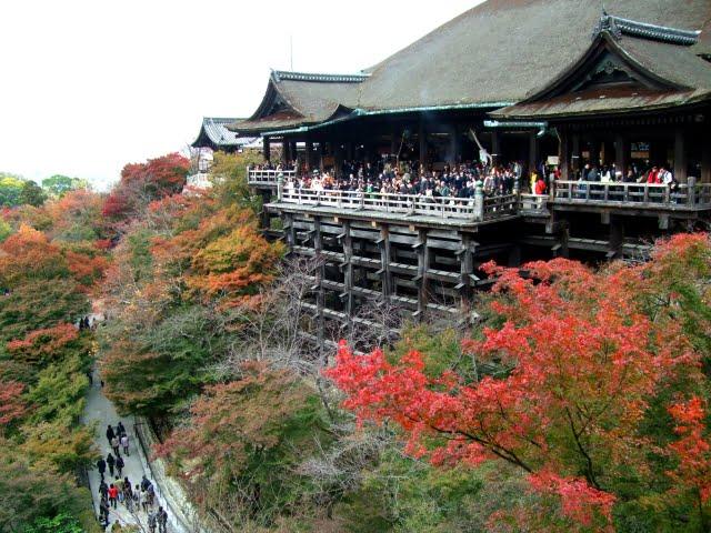 Kiyomizu Temple, Kyoto Prefecture