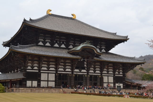 Todaiji Temple, Nara Prefecture