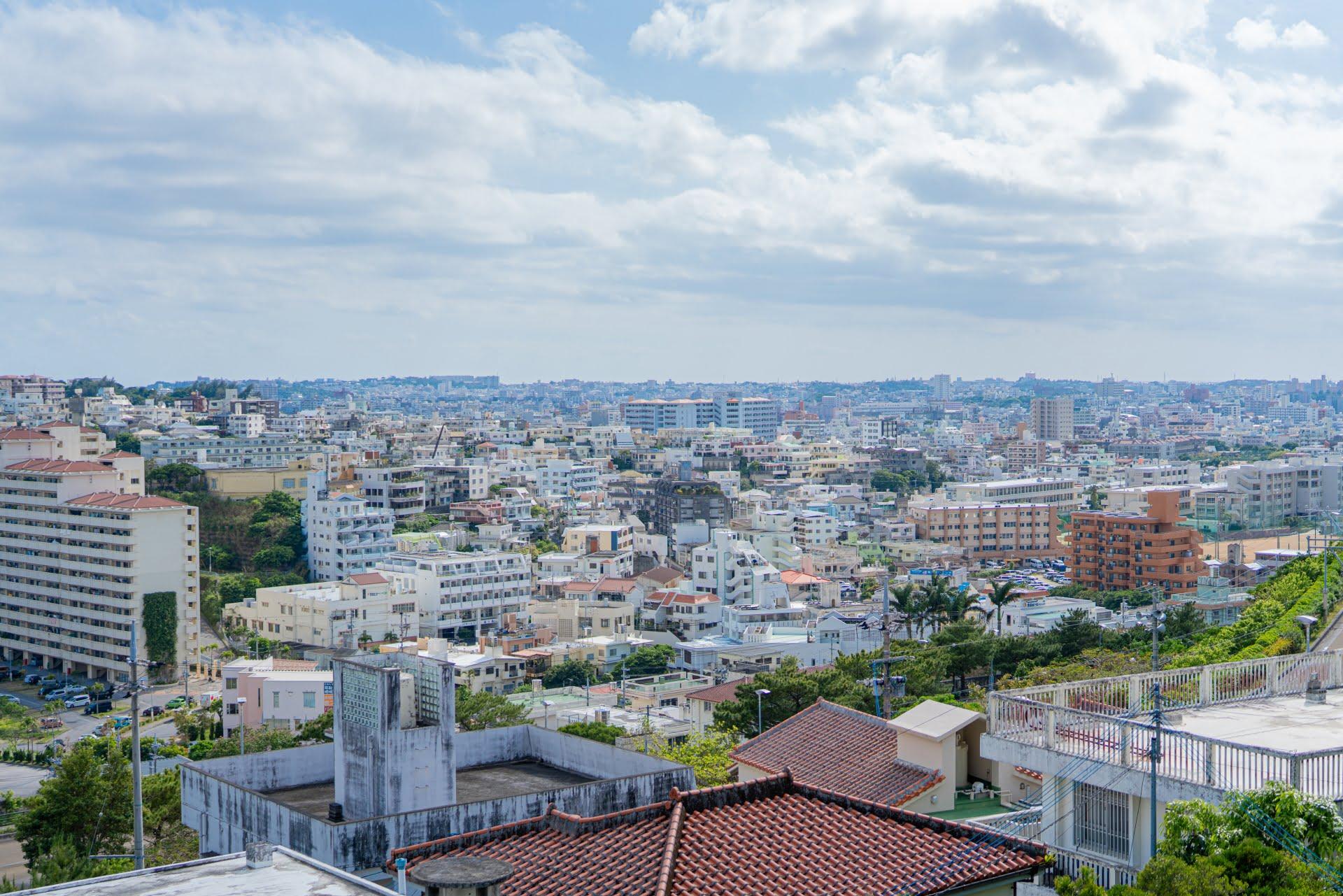 Naha City, Okinawa Prefecture